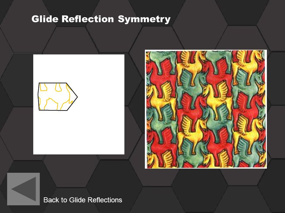 Glide Reflection Symmetry