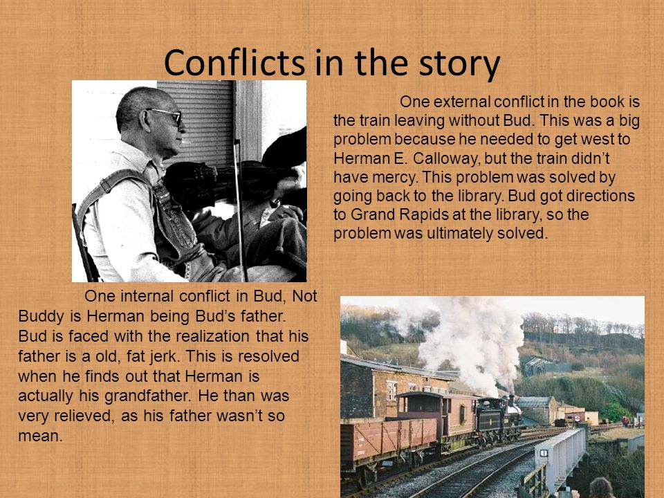 Conflicts in the story