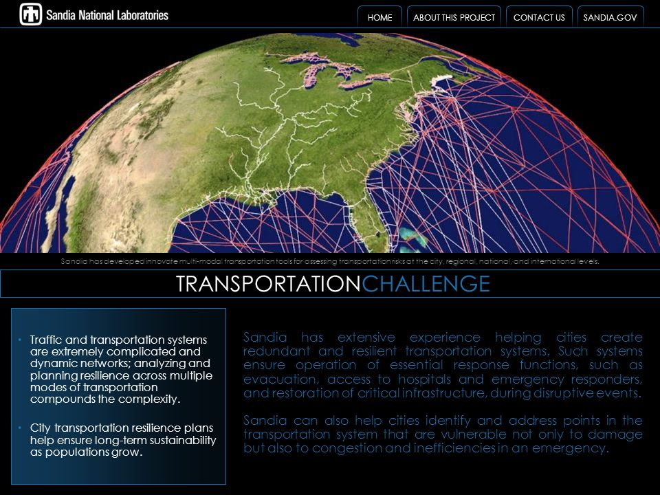 TRANSPORTATIONCHALLENGE