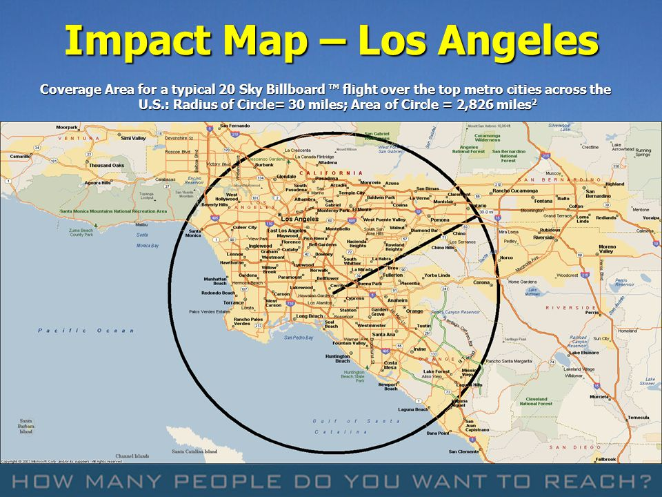 Impact Map – Los Angeles