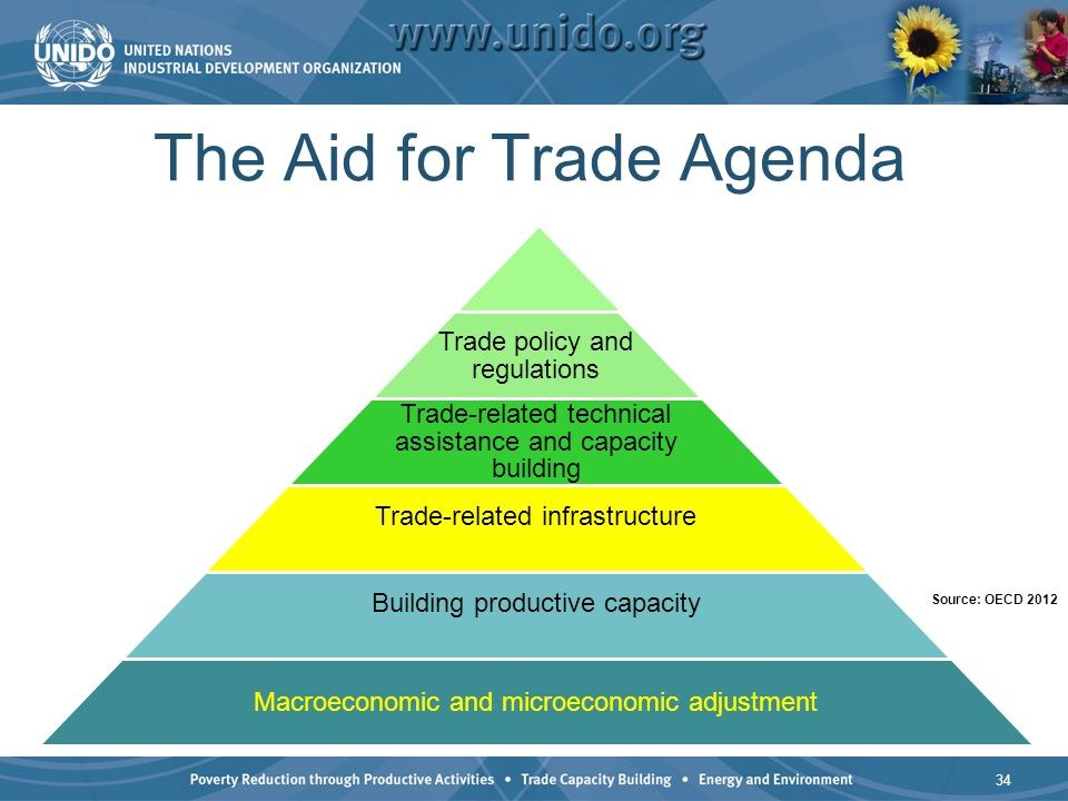 The Aid for Trade Agenda