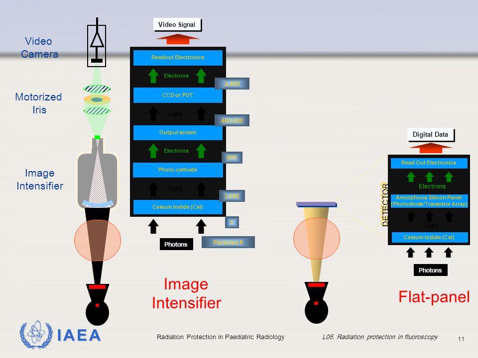 Amorphous Silicon Panel (Photodiode/Transistor Array)