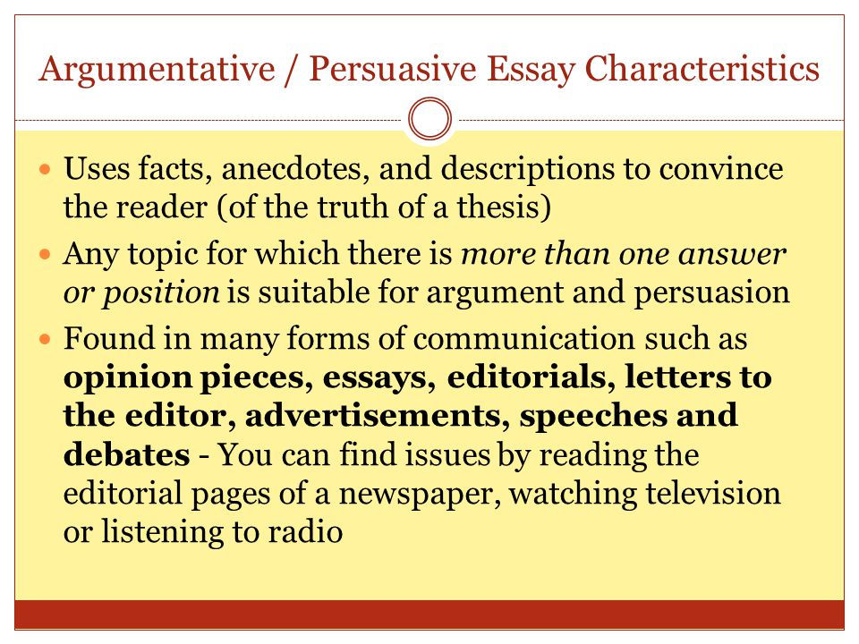 debatable persuasive essays Interesting Persuasive Essay Topics and Other Keys to Successful Writing
