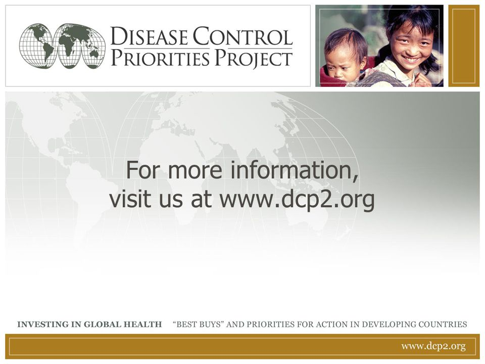 For more information, visit us at www.dcp2.org