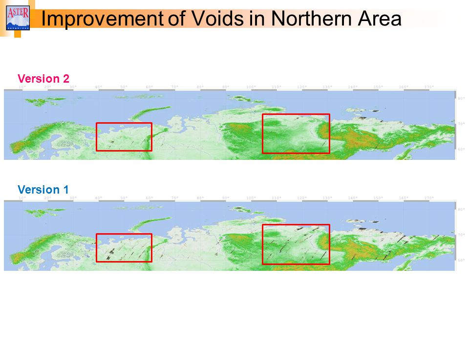 Improvement of Voids in Northern Area