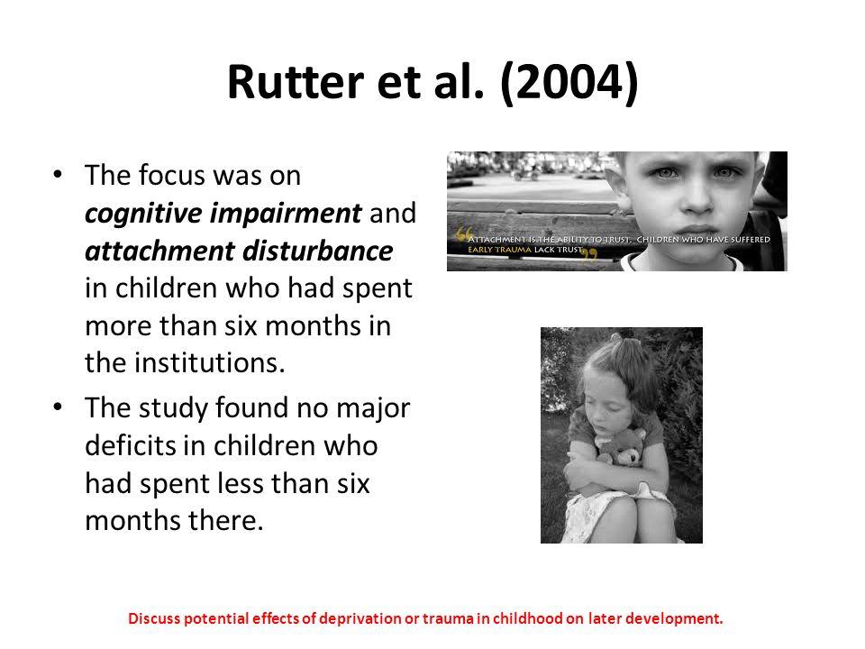 Rutter et al. (2004)