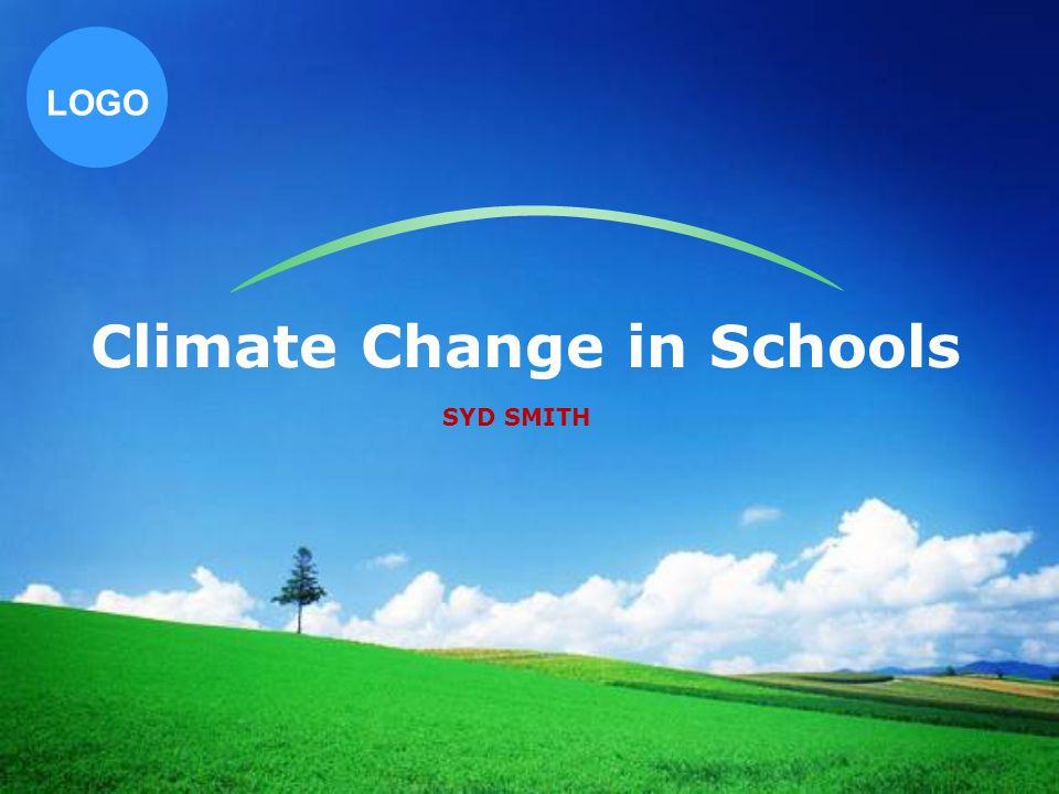 Climate Change in Schools