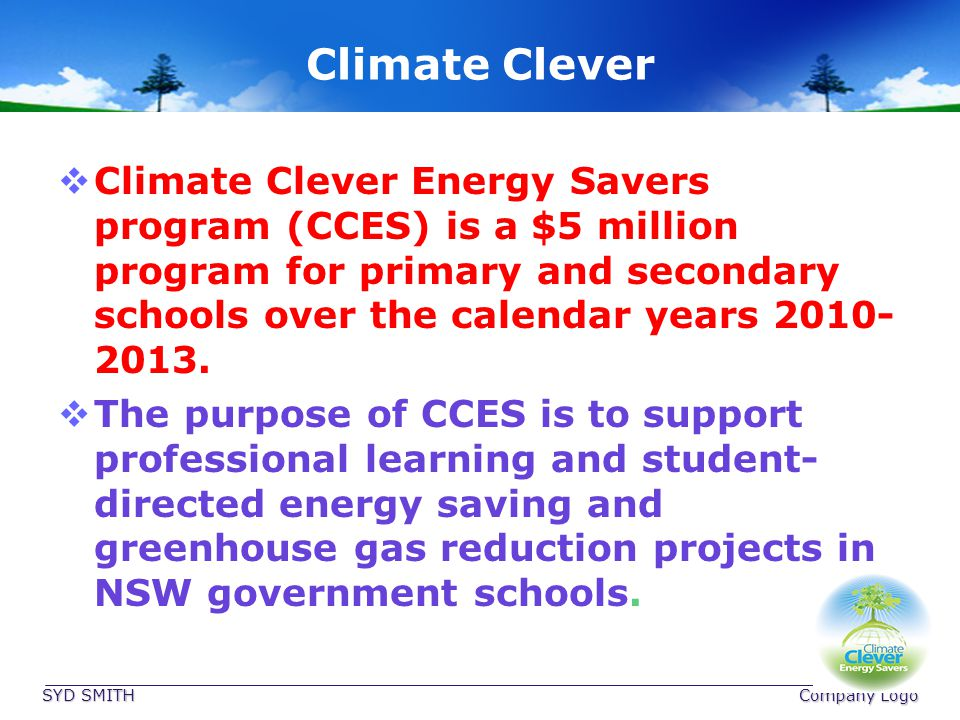 Climate Clever