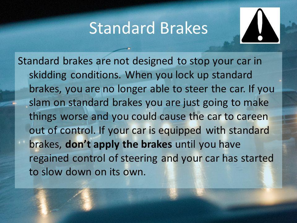 Standard Brakes