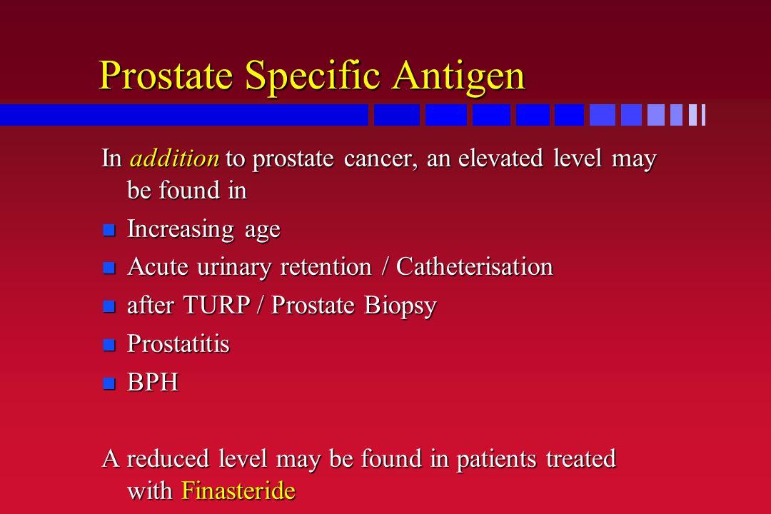 Prostate Specific Antigen
