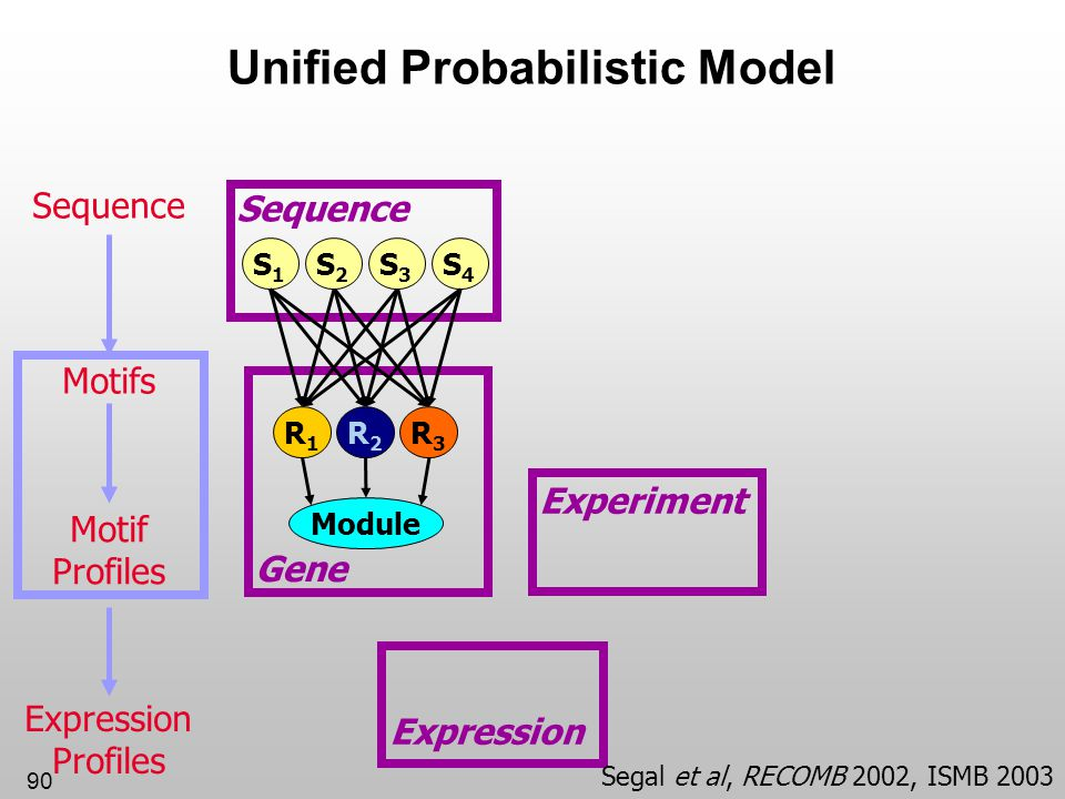 Unified Probabilistic Model