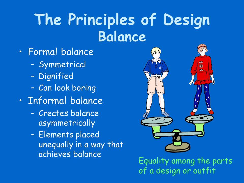 The Principles of Design Balance