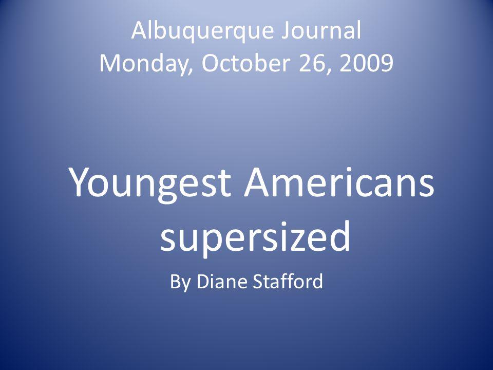 Albuquerque Journal Monday, October 26, 2009