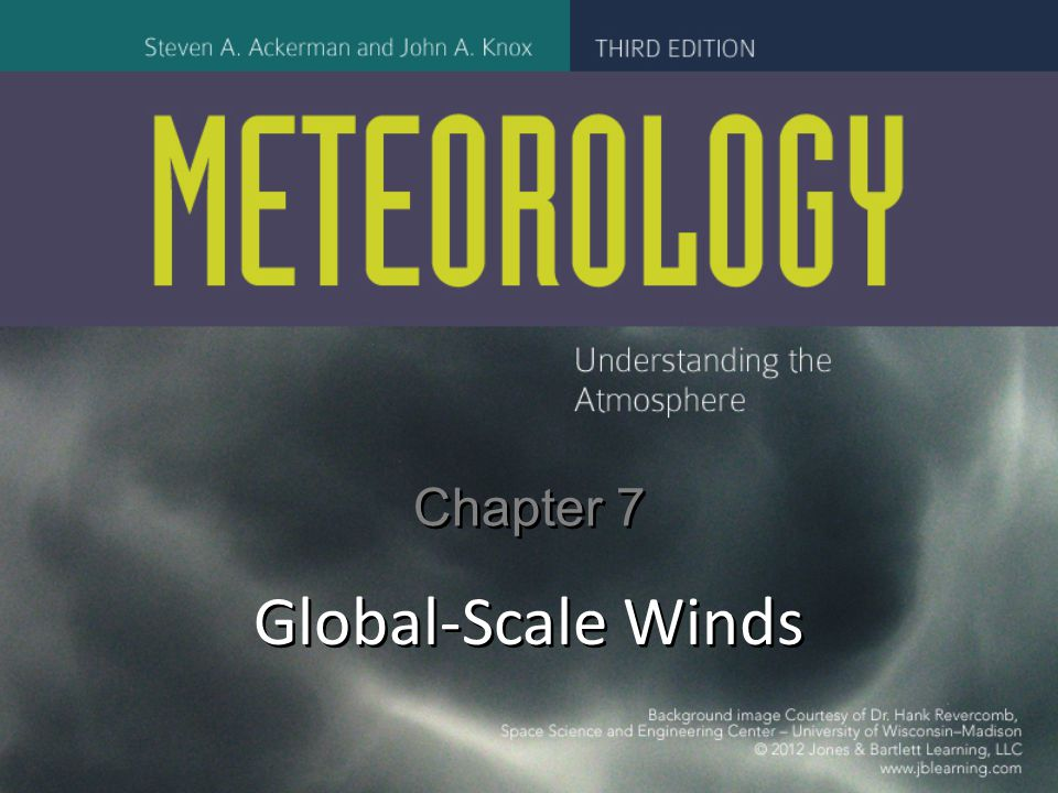 Chapter 7 Global-Scale Winds