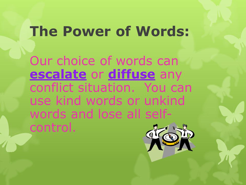 The Power of Words:
