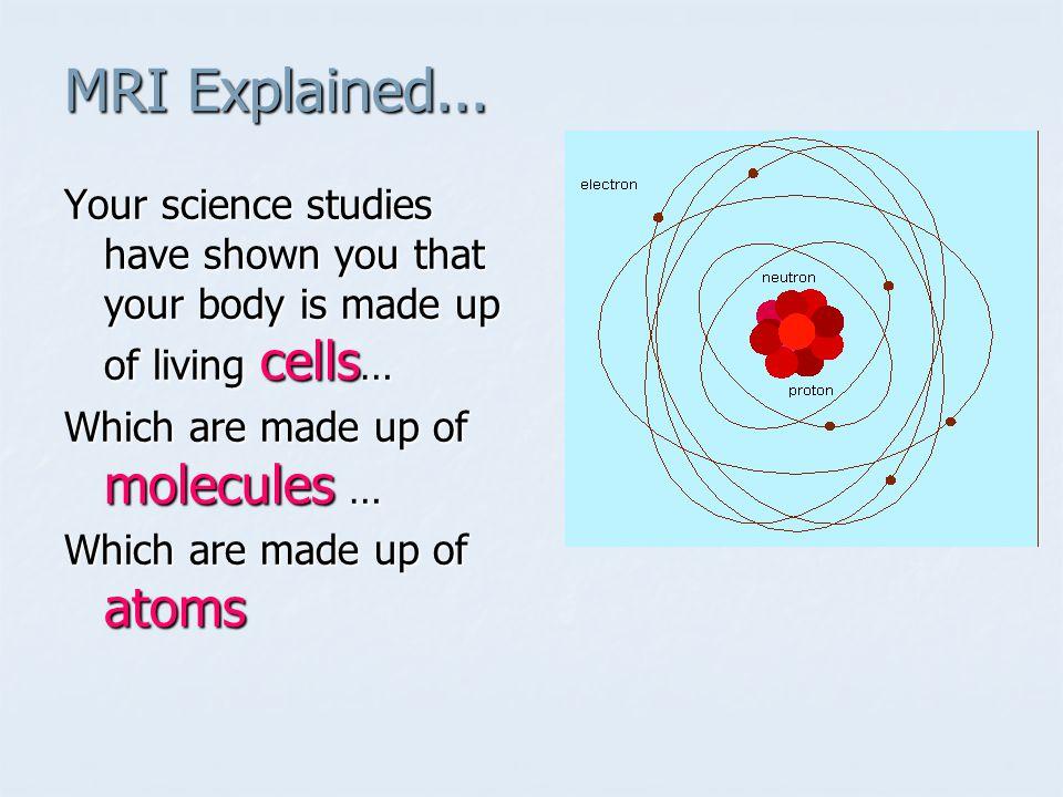MRI Explained...
