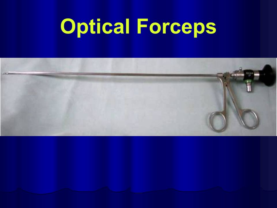 Optical Forceps