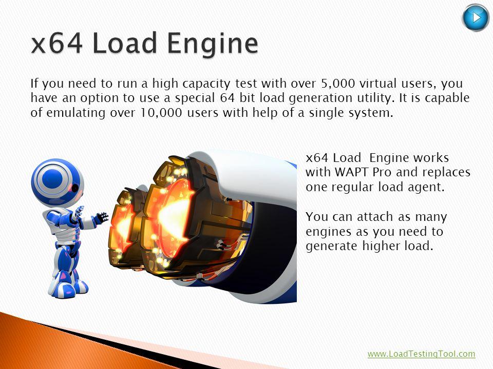 x64 Load Engine