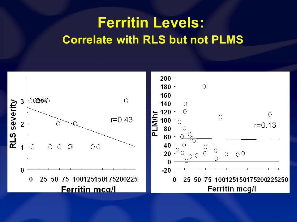 Iron-Dopamine Model of RLS