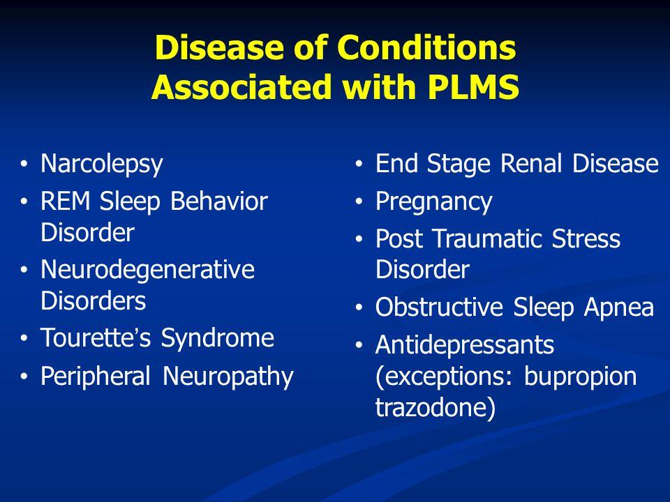 Periodic Limb Movement Syndrome