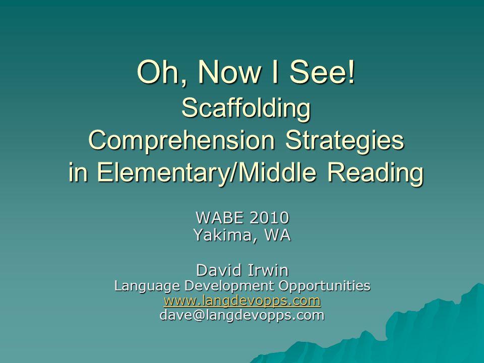 Language Development Opportunities