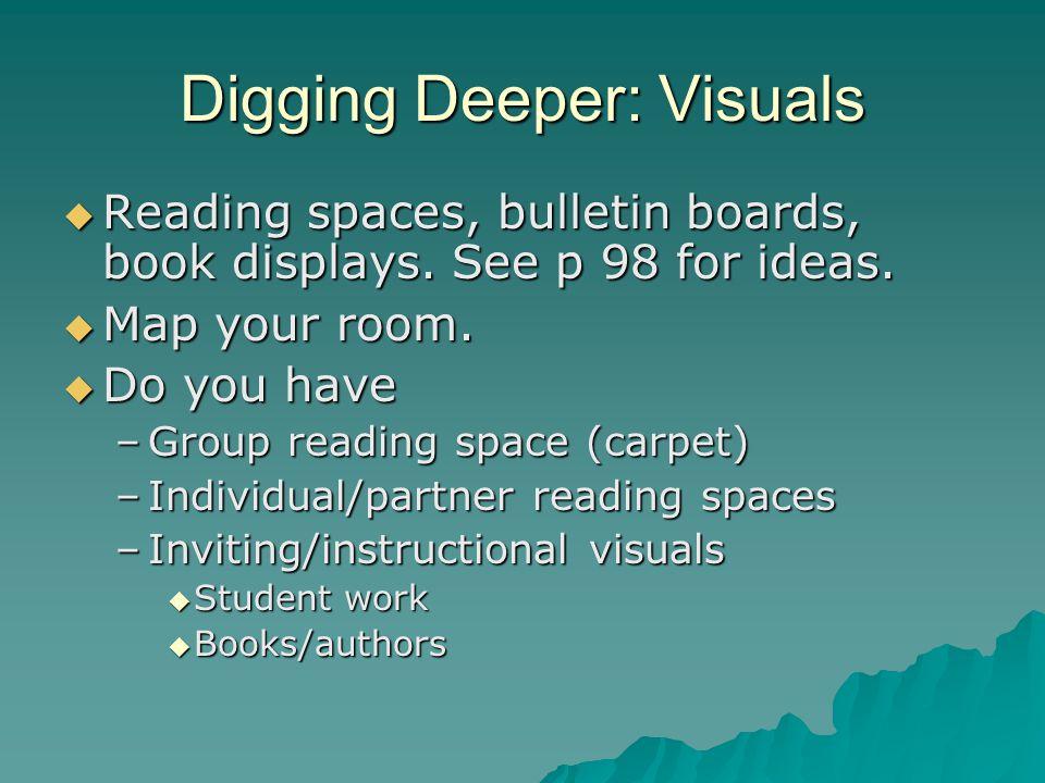 Digging Deeper: Visuals