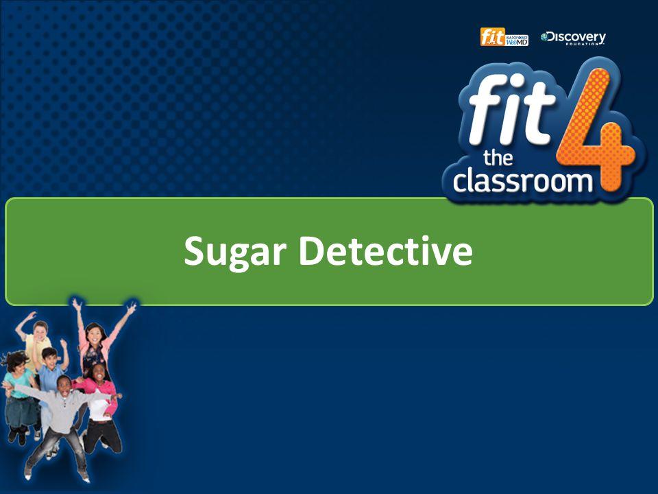 Sugar Detective