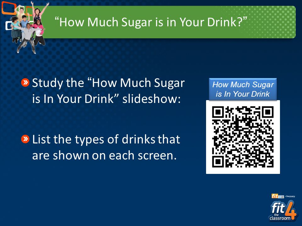 How Much Sugar is in Your Drink