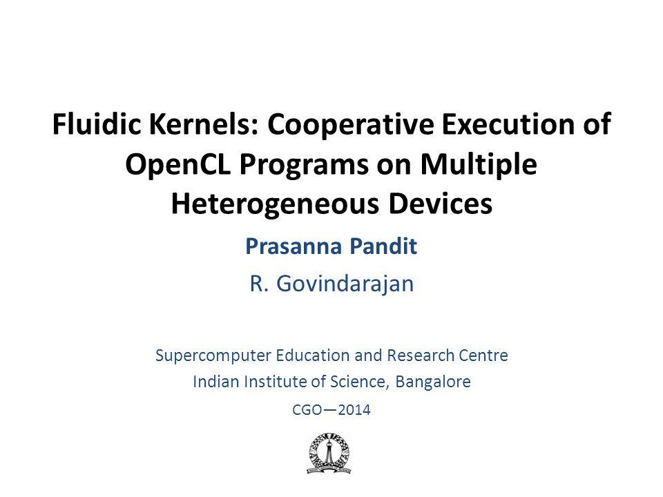 Prasanna Pandit R. Govindarajan