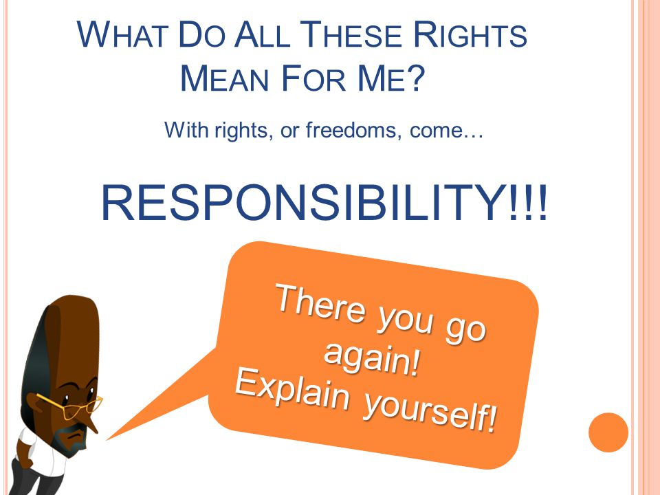 What Do All These Rights Mean For Me