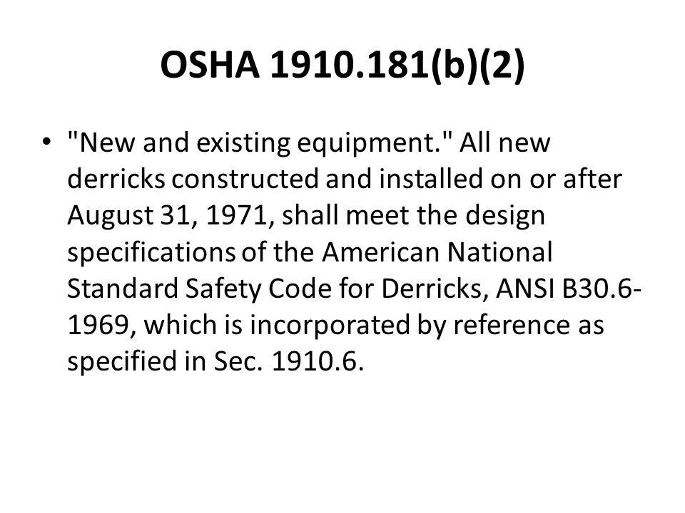 OSHA 1910.181(b)(2)