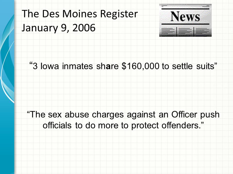 The Des Moines Register January 9, 2006