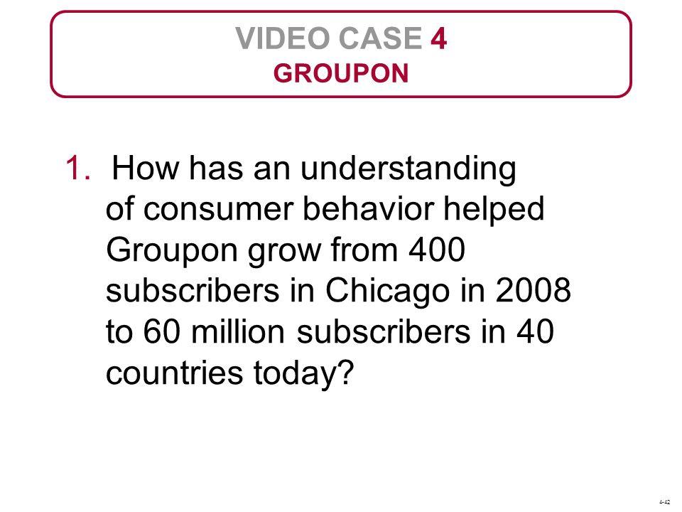 VIDEO CASE 4 GROUPON.