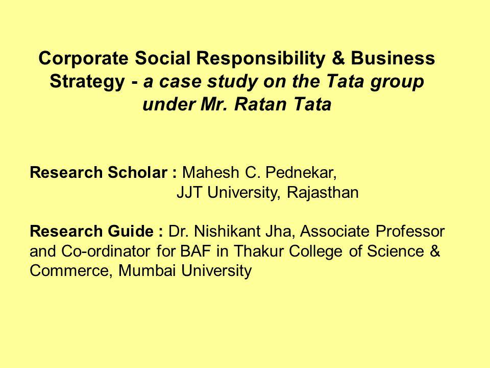 tata social accountability