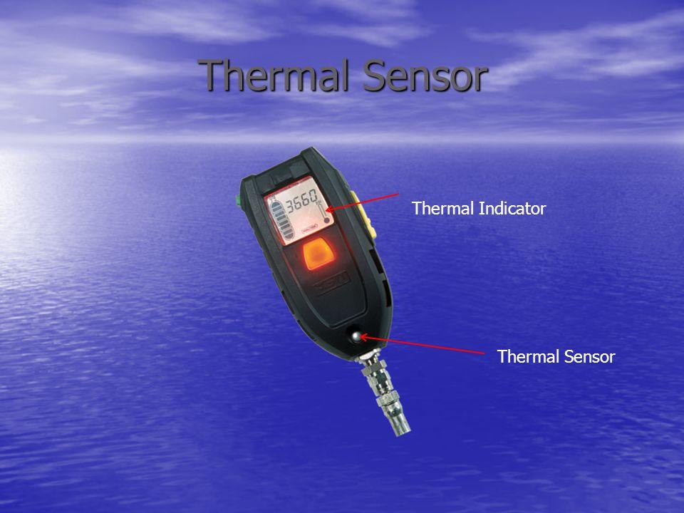 Thermal Sensor Thermal Indicator Thermal Sensor