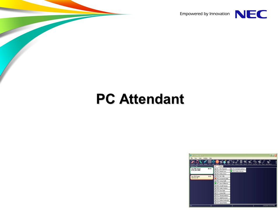 PC Attendant 14
