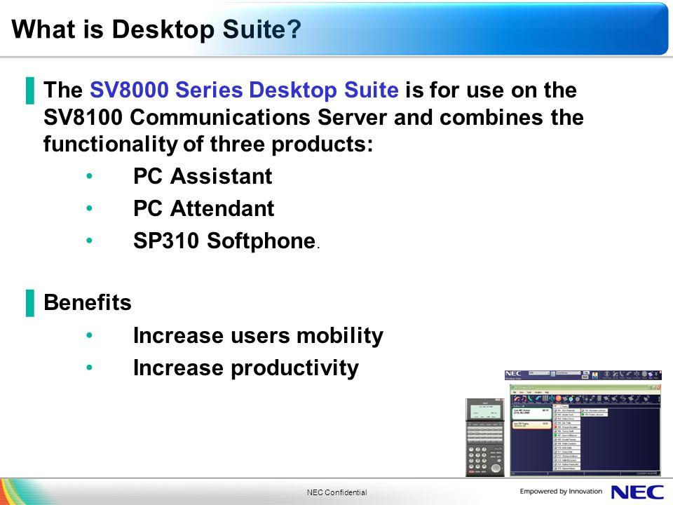 What is Desktop Suite