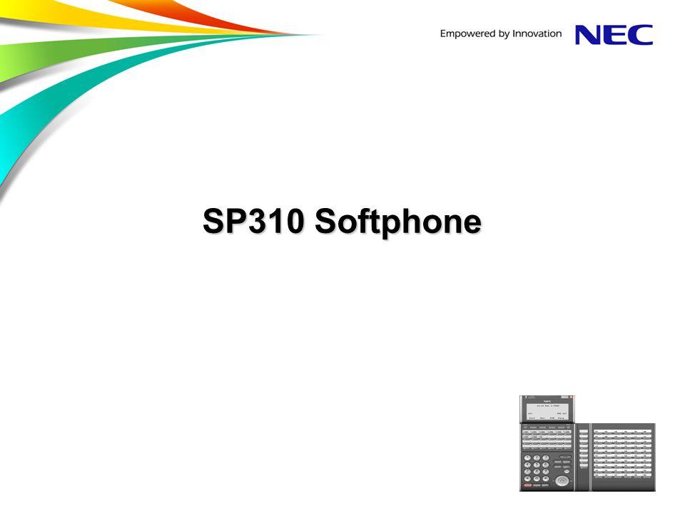 SP310 Softphone 6