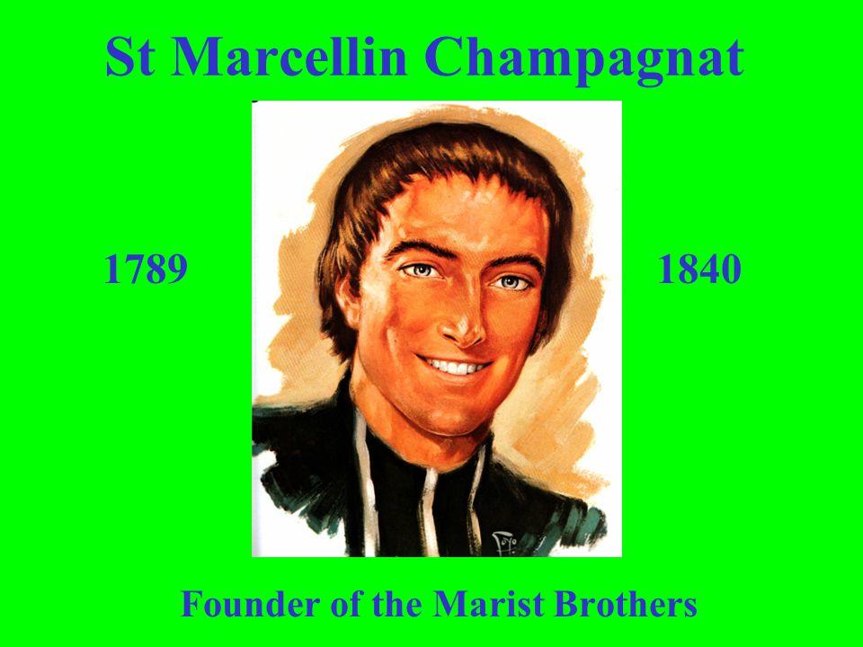 St Marcellin Champagnat