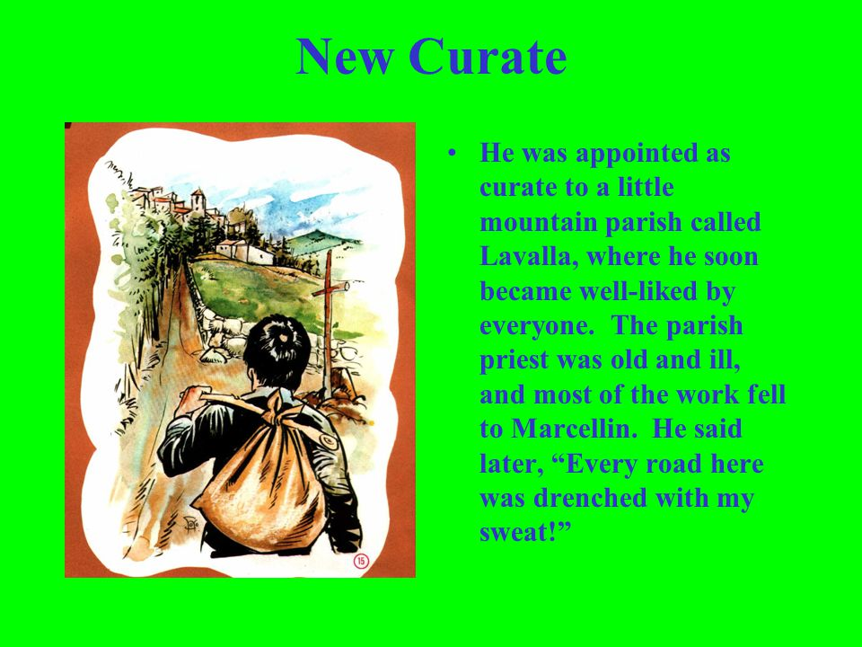 New Curate