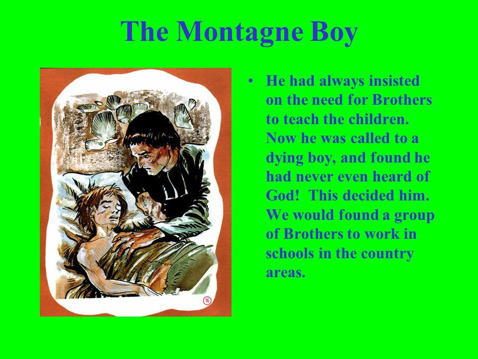 The Montagne Boy