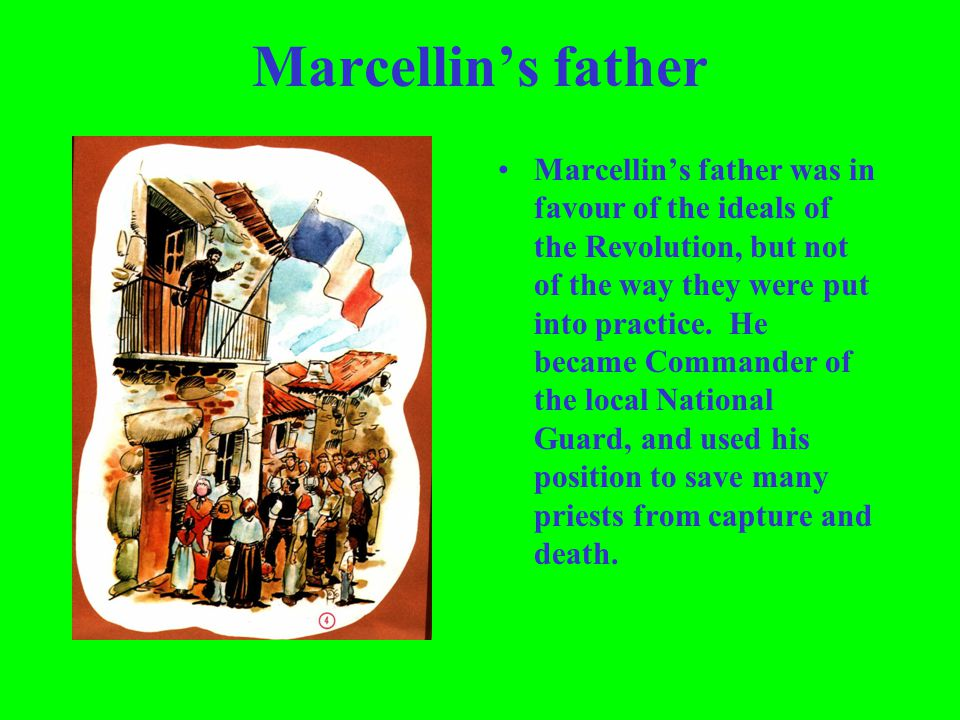 Marcellin's father