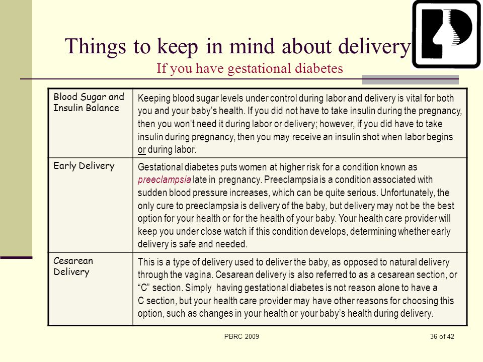 Things to keep in mind about delivery