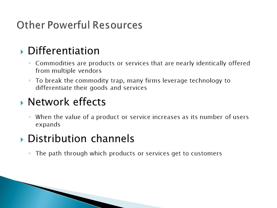Other Powerful Resources