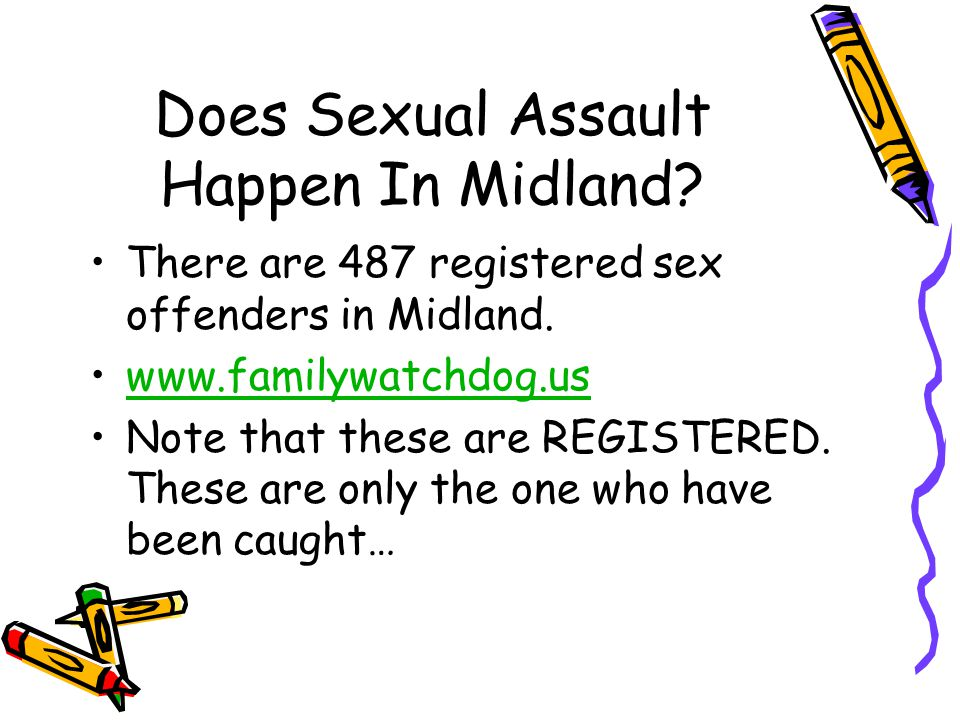 Does Sexual Assault Happen In Midland