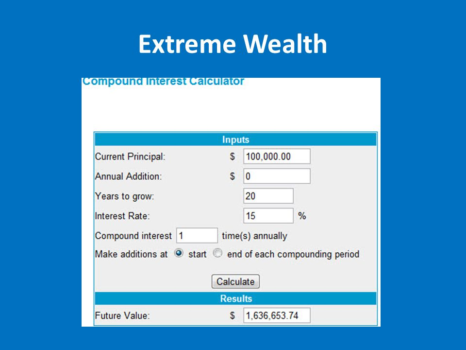 Extreme Wealth