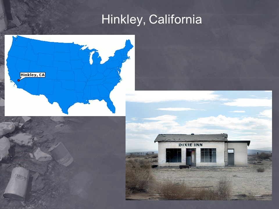 Hinkley, California