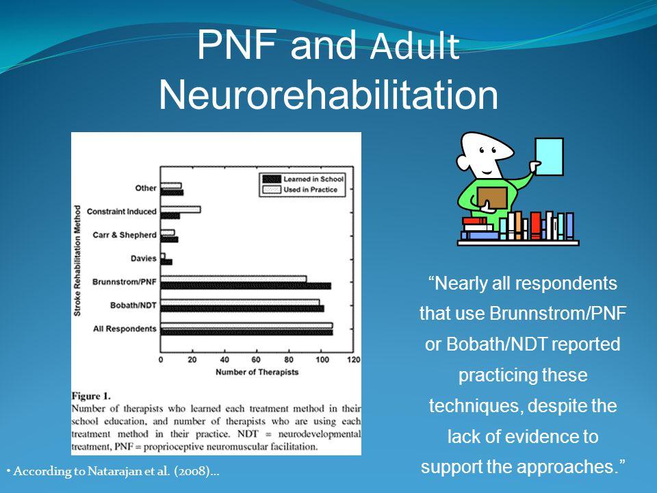 PNF and Adult Neurorehabilitation