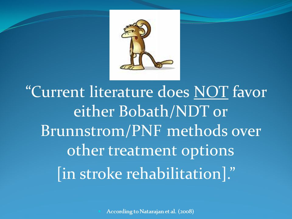 [in stroke rehabilitation].