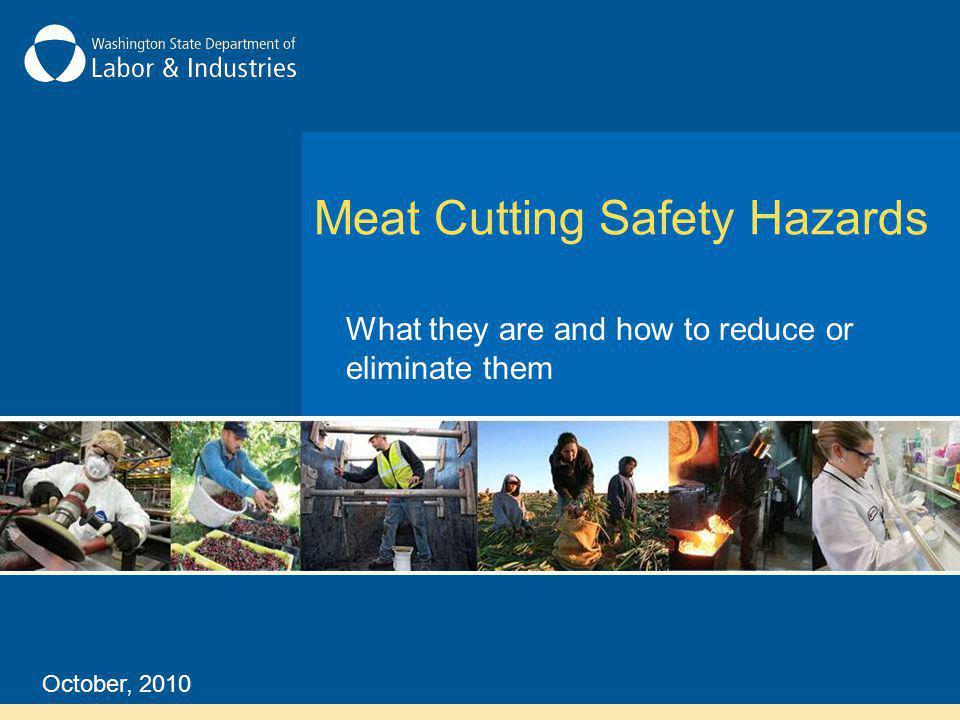 Meat Cutting Safety Hazards